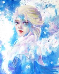 Snow queen by ArielTW