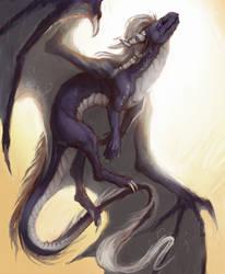 Speedpaint (Draco Ex Libris)