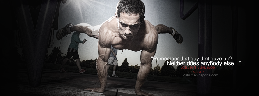 Facebook Cover Calisthenicsport Planche By Valetas