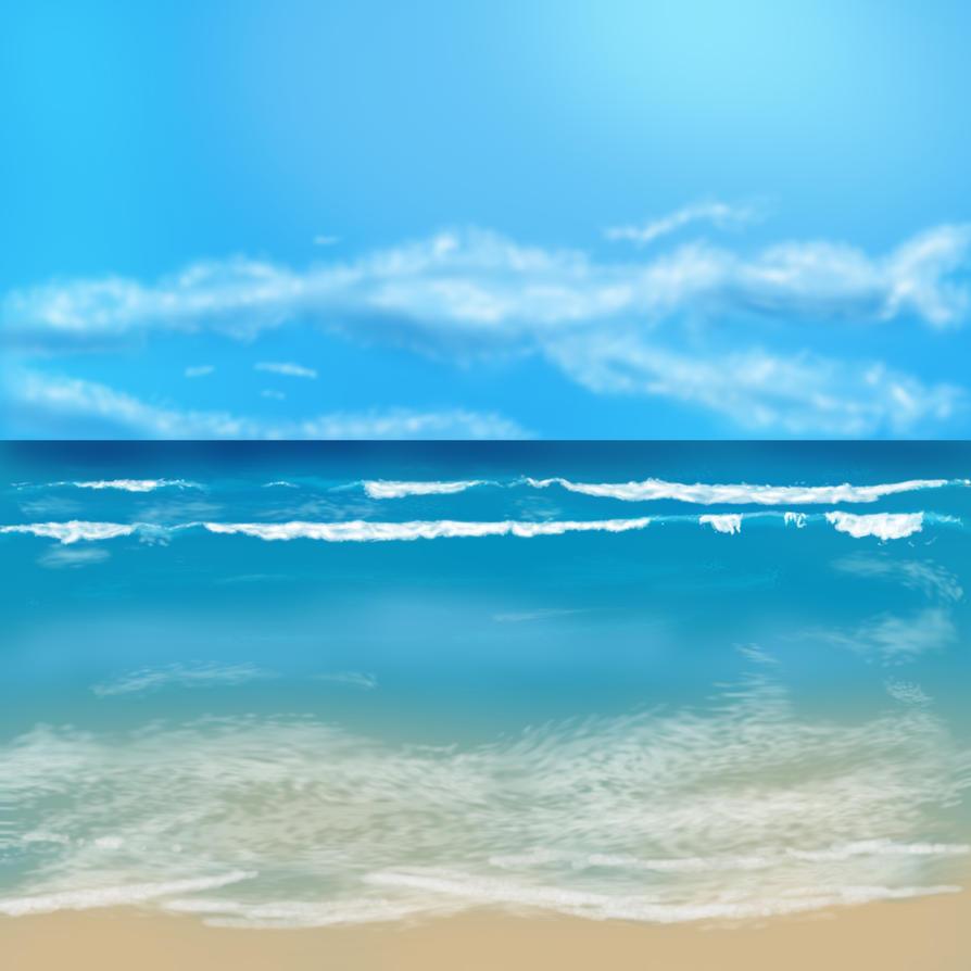 Фото океана для детей