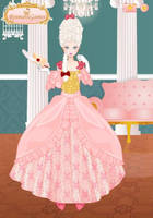 Marie Antoinette by sailormoonsonic