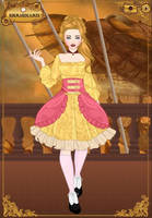 Steam Punk Lady 1 by sailormoonsonic