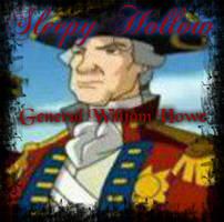 General William Howe by sailormoonsonic