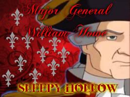 Major General William Howe by sailormoonsonic