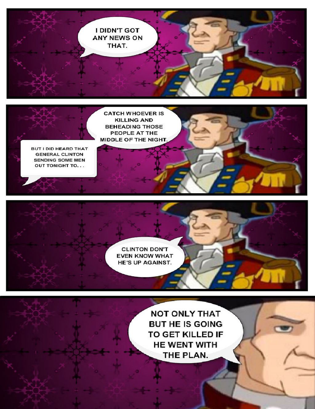 Page 12: General Clinton's Plans by sailormoonsonic