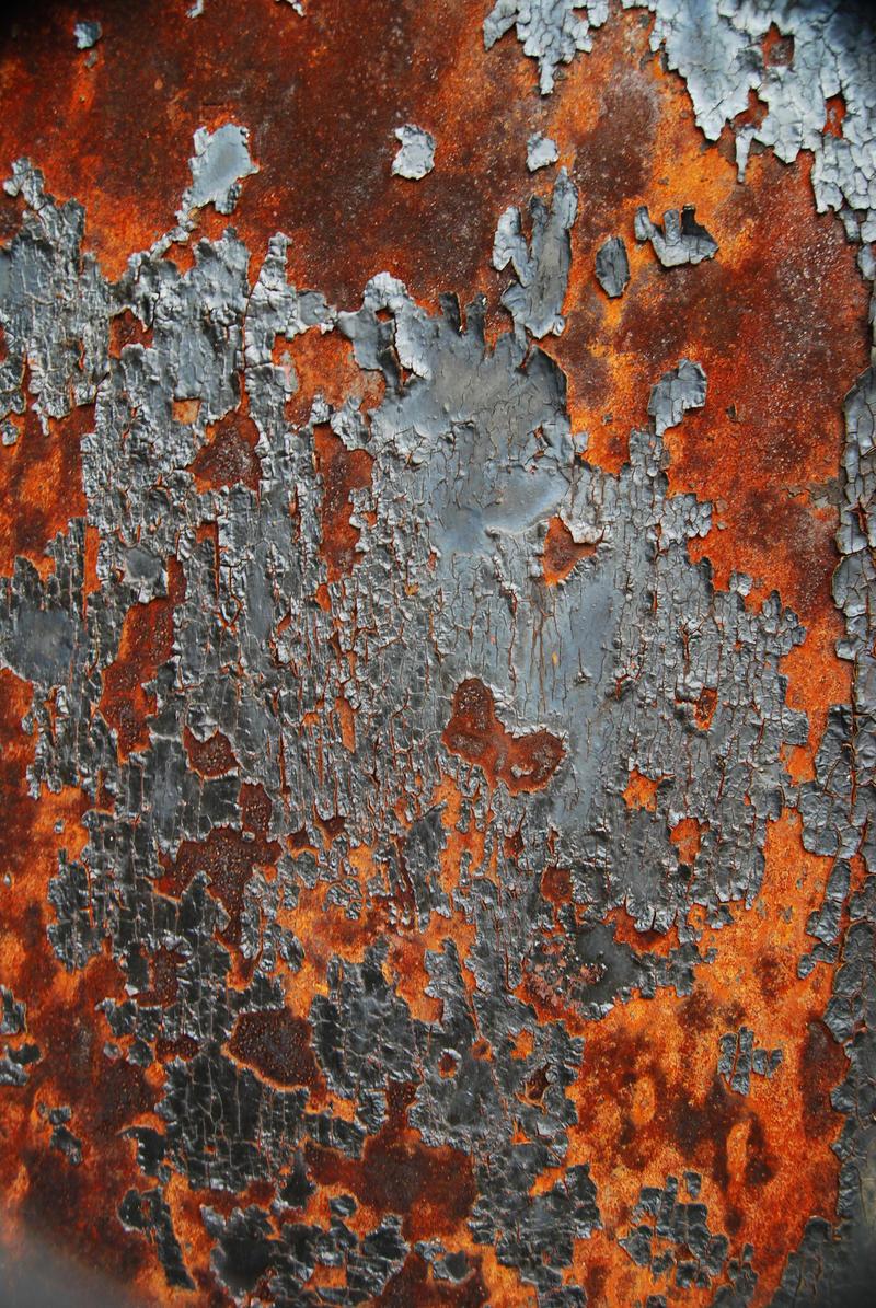 Peeling Rust By Logicalxstock On Deviantart