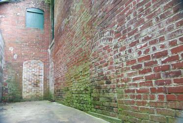 Brick Buildings Stock