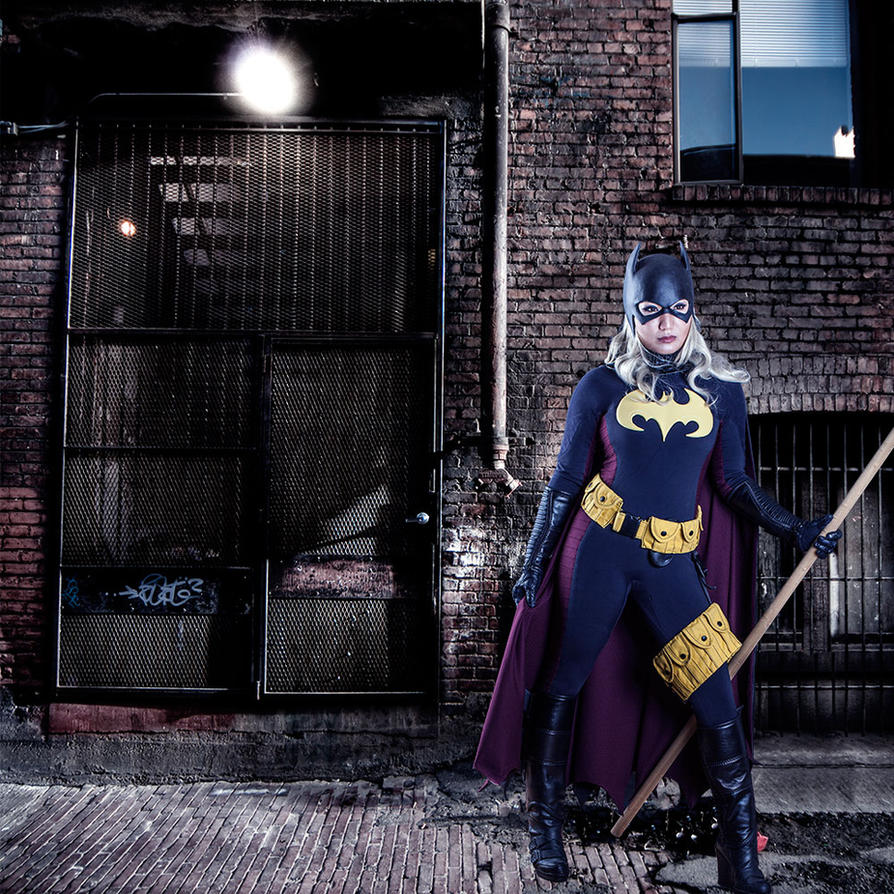 Defender of Gotham by caillen