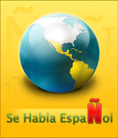 ACA SE HABLA ESPANIOL by Jaziel