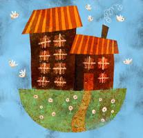 La maison bateau by Jassou