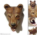 Bear totemic by metazoe
