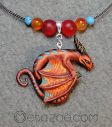Stripey dragon