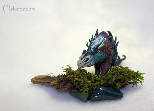 Forest  spirit by metazoe