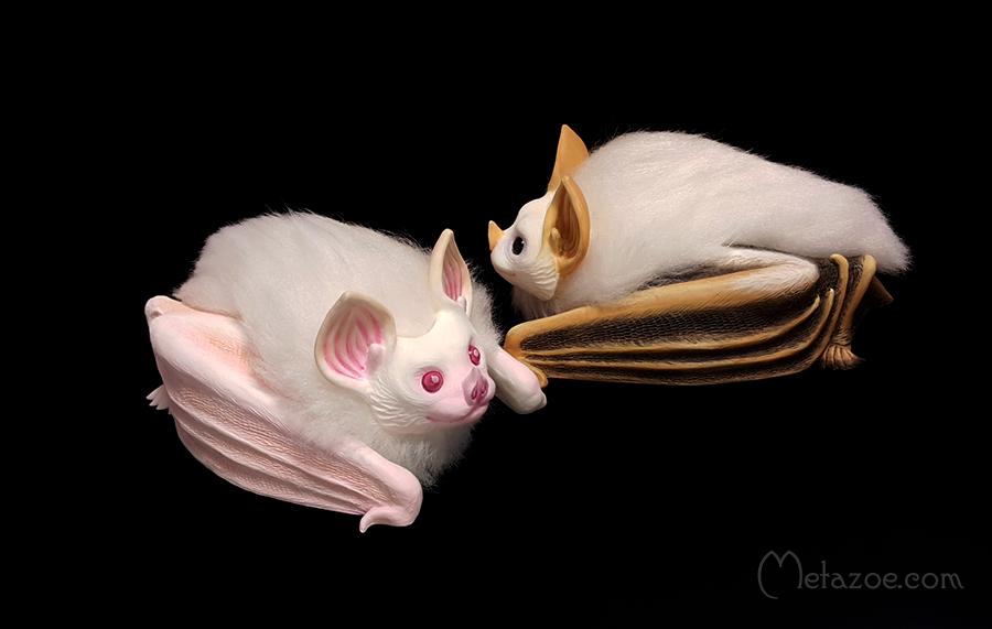 White bats by metazoe