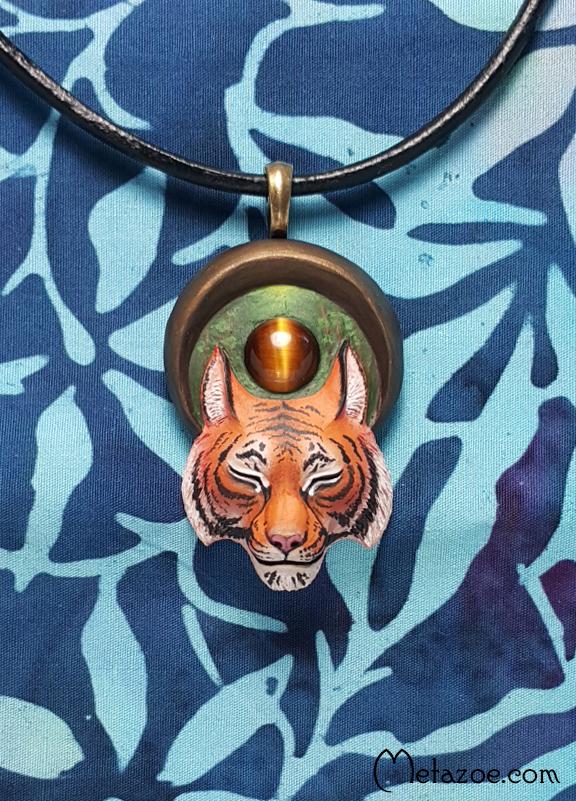 Khajiit - tiger by metazoe