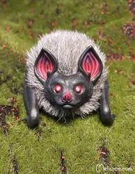 Black bat by metazoe