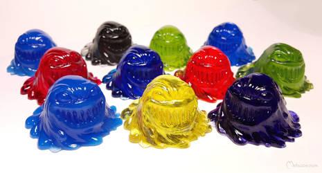 Oozelings - simple color by metazoe