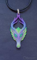 Purple fawn by metazoe