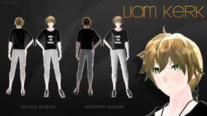 [MMD] LIAM +DL by Unreala
