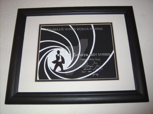 James Bond Birthday Card by IcyBlueFallenAngel on DeviantArt – James Bond Birthday Cards