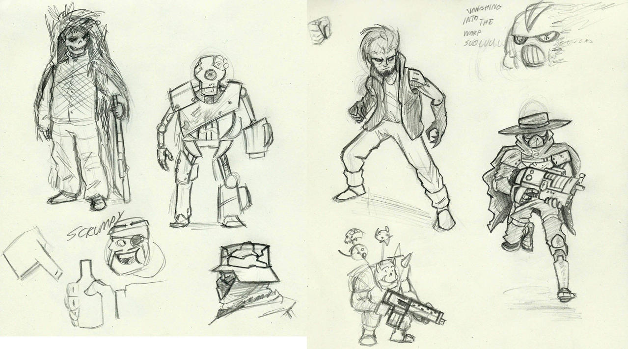 Sketch Compilation by slepo1