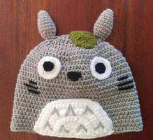 Totoro Crochet Beanie