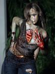 Claire-zombie