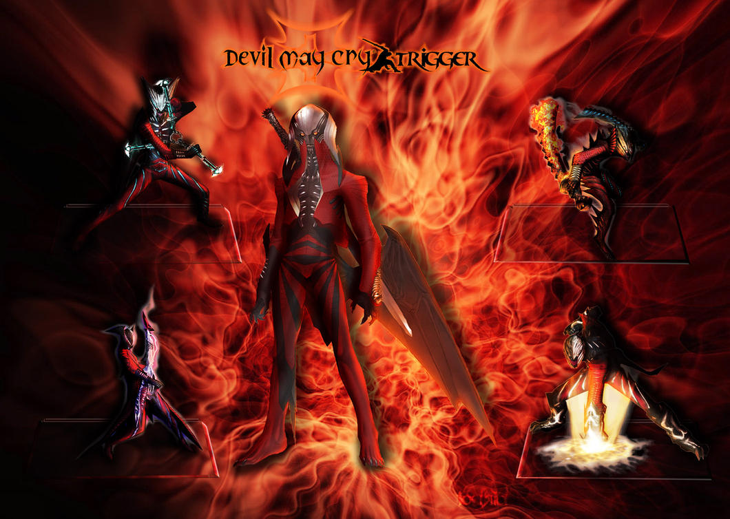 Dantes devil trigger forms by taitiii on deviantart dantes devil trigger forms by taitiii voltagebd Image collections