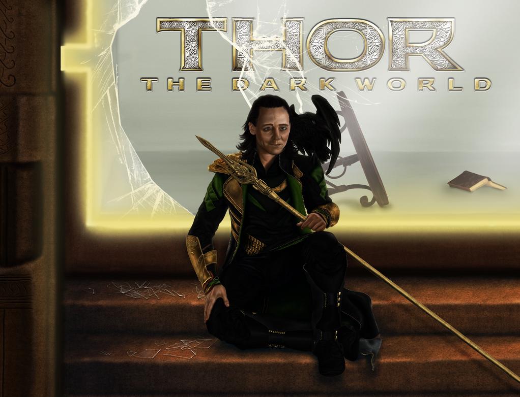 Loki. Thor - The Dark World by Taitiii on DeviantArt