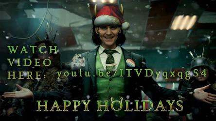 Loki in the upcoming tv series