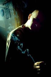 siedzenie.palenie by disstrust