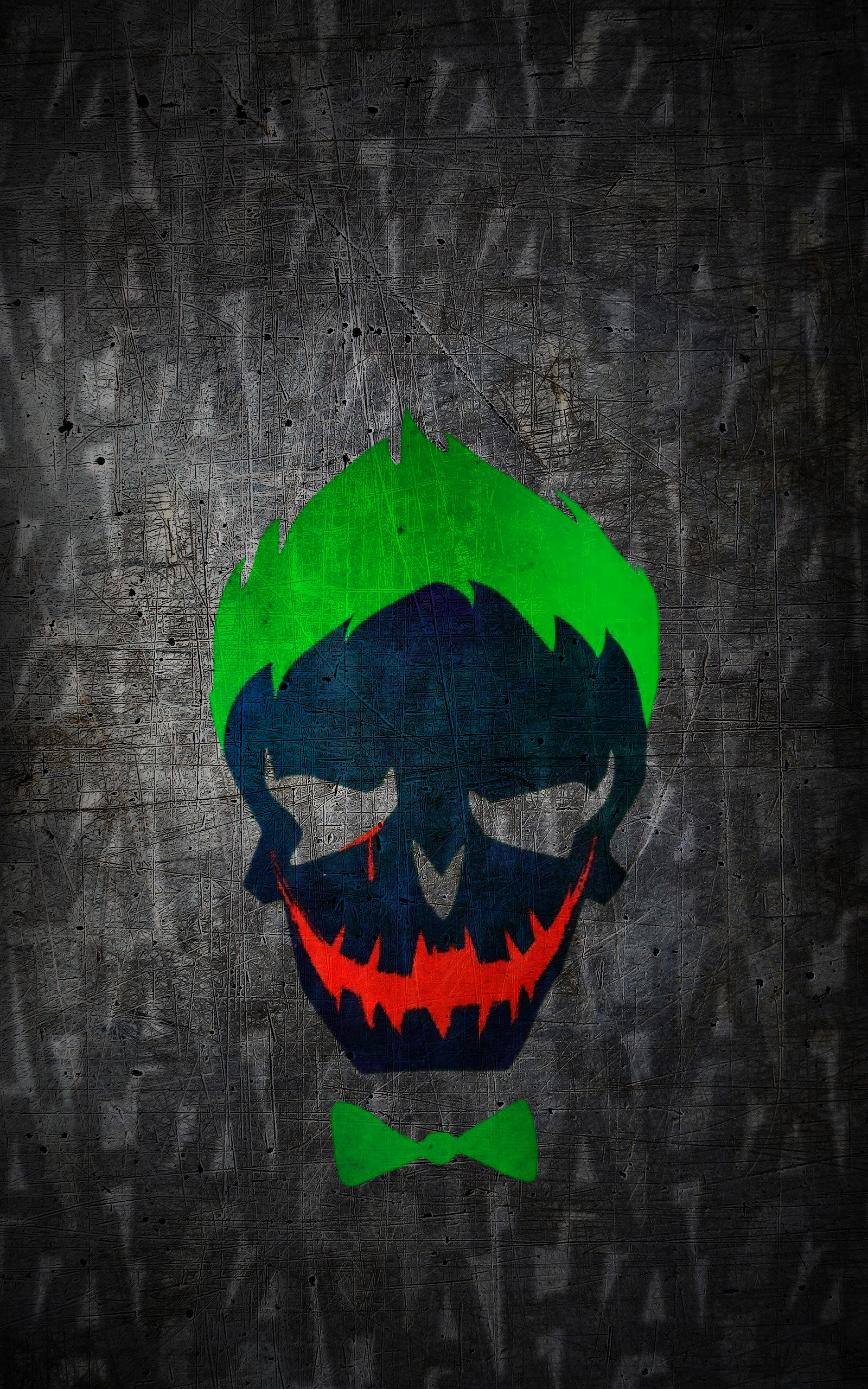 Suicide-Squad Joker HD Wallpaper (iPhone/Android)