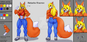 Natasha Ref Sheet