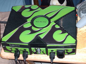 Xbox by Caldy