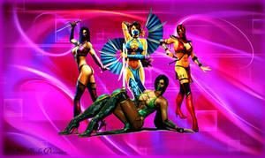 Fashion MK Girls