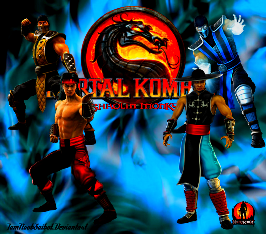 Mortal kombat shaolin monks characters - photo#17