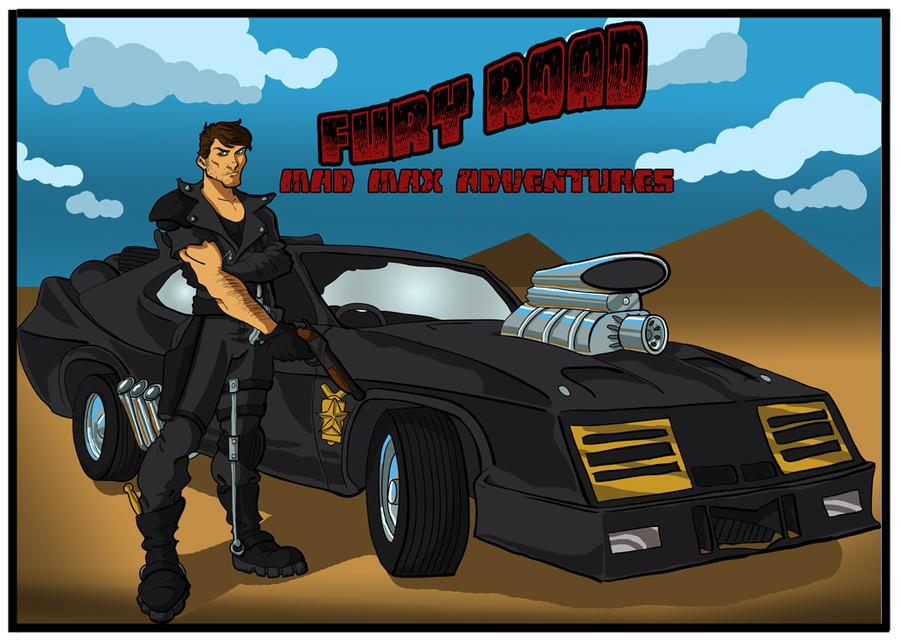 Fury Road: Mad Max Adventures by drawnblud