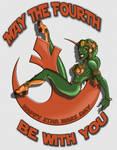 Rebel Forces Star Wars Day