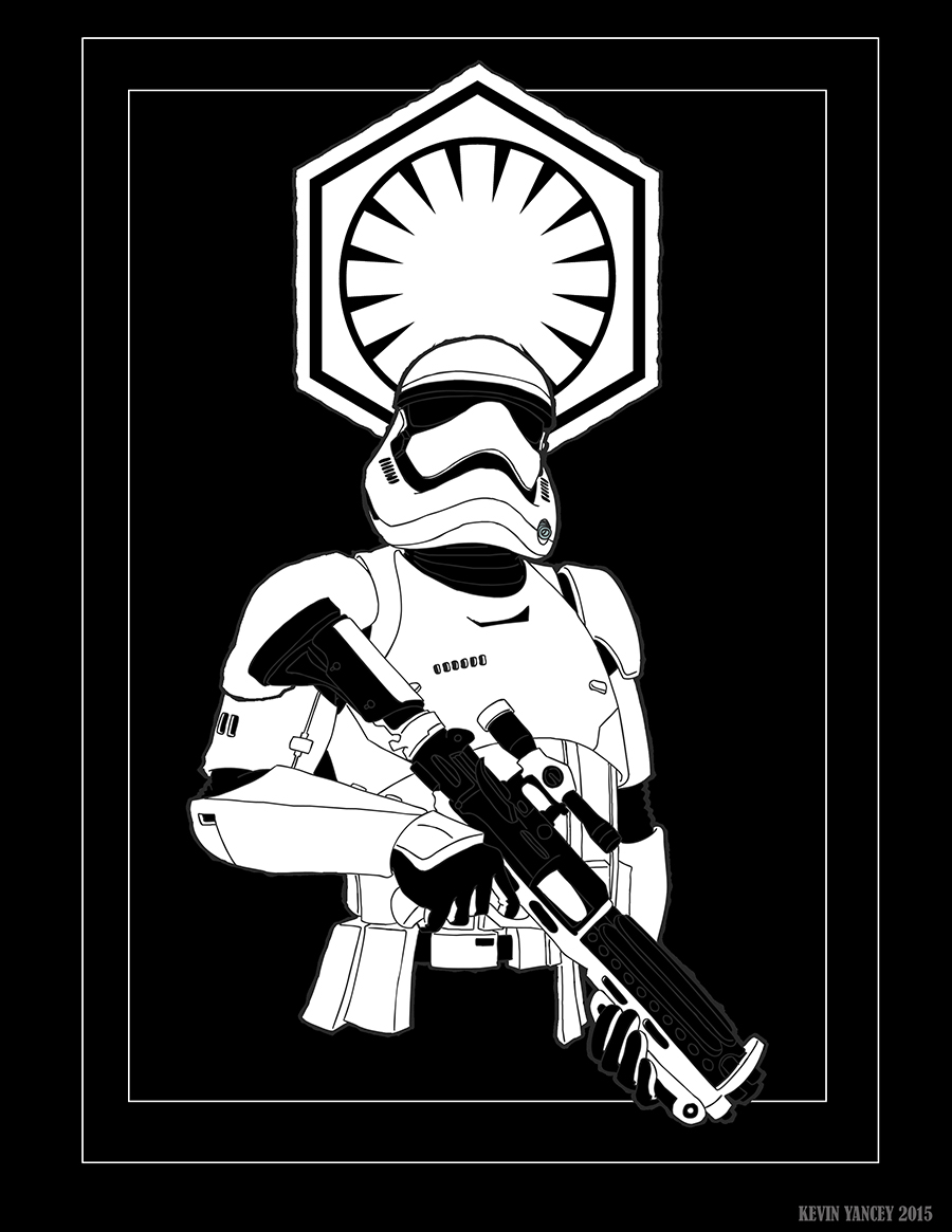 Stormtrooper First Order