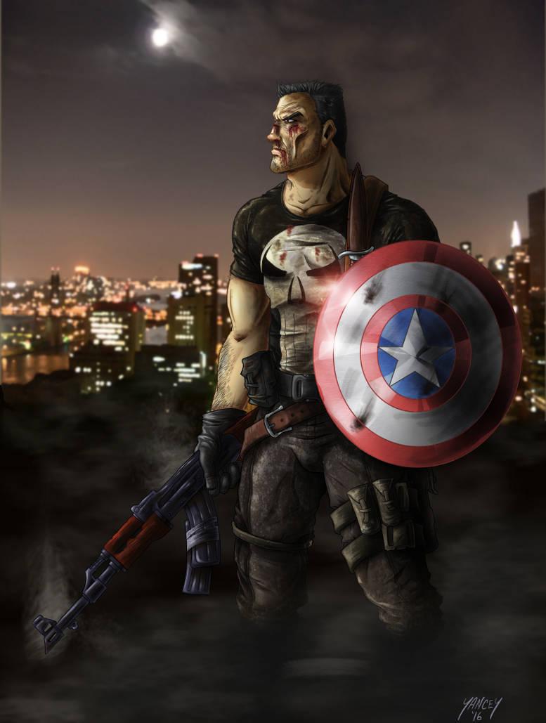 Cap's Bad Ending....