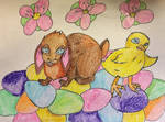 Happy Easter 2020 by MauEvig