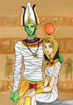Osiris-Isis