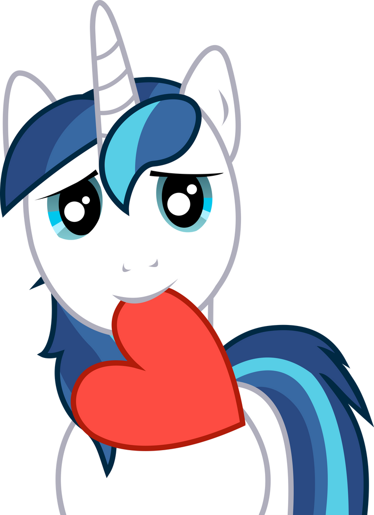 Shining Armor Hearts and Hooves Day Vector by dragondude51796