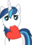Shining Armor Hearts and Hooves Day Vector