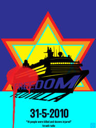 freedom flotilla by HallzAddict