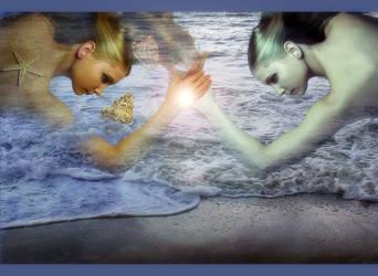 Silence Among The Endless Sea by Violue