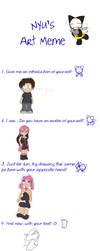 Art Meme ...Violue'd by Violue