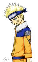 Naruto - grrr by Fisume