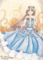 07-GHOST| European Princess Teito ~redo~ by Rhea-LOCKWING