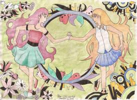 Original| World's End Dancehall by Rhea-LOCKWING